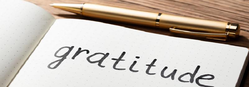 January Gratitude Challenge